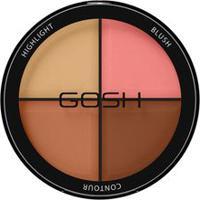 Blush Contour'N Strobe 002 Medium 15G