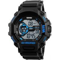 Relógio Skmei Digital 1233 Azul