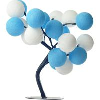 Árvore De Luz Paraty Cormilu Azul