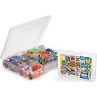 Conjunto Caixas Organizadoras P/ Pesca- 2 Peças - Plástico - Tricae