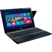 "Notebook Gateway Acer Prata Ne57006B - Intel Core I3-3217U - Ram 4Gb - Hd 500Gb - Led 15.6"" - Windows 8.1"