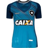 Camisa Topper Botafogo Goleiro I 2018 Feminina - Feminino