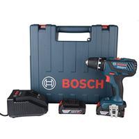 Parafusadeira/Furadeira De 1/2 Pol. Com 2 Baterias 18V Lítio 2,0H E Carregador 220V-Bosch-Gsr182Liplus