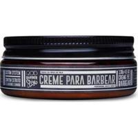 Creme De Barbear Qod Barber Shop - 130G - Unissex-Incolor