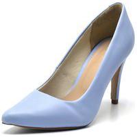 Scarpin Gisela Costa Azul