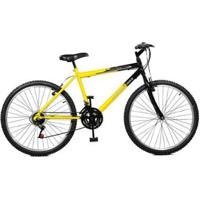 Bicicleta Aro 26 Ciclone Plus 21 Marchas Master Bike - Unissex