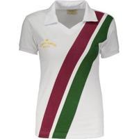 Camisa Fluminense Retrô 1908 Feminina - Feminino