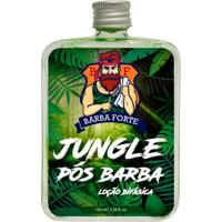 Barba Forte - Loção Pós Barba Jungle - 100Ml