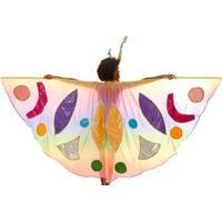Fantasia Borboleta - Multicolorido - U