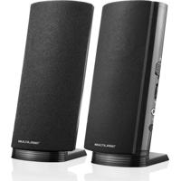Caixa De Som Speaker 5W Rms Preto - Multilaser - Sp090
