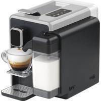 Máquina Café Espresso Barista Três Prata 110VTrês Corações