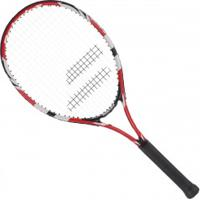 Raquete De Tennis Babolat Falcon - Adulto - Vermelho/Preto