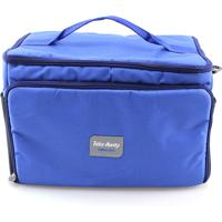 Bolsa Térmica Take Away G Com 5 Potes Nc160E - Notecare