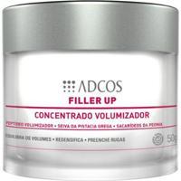 Filler Up Concentrado Volumizador Adcos - Creme Anti-Idade 50G - Unissex-Incolor