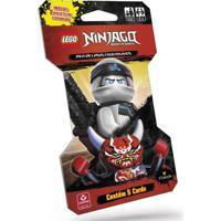 Cartas Colecionáveis - Lego Ninjago - Masters Of Spinjitzu - Ninja Branco - Copag