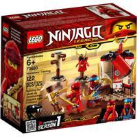 Lego Ninjago - Legacy - Mosteiro De Treinamento - 70680 Lego 70680