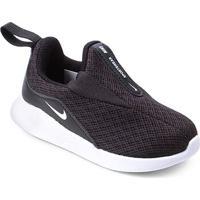 Tênis Infantil Nike Viale Bt Masculino - Masculino-Preto+Branco