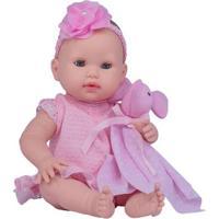 Boneca Bebê - Love Born - Hora Da Naninha - Cotiplás