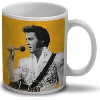 Caneca Bandup - Bandas Elvis Presley Aloha From Hawaii 40Th Anniversary