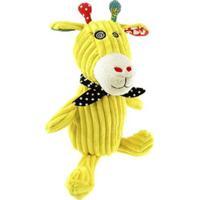 Pelúcia Simply Operchos A Girafa Deglingos - Unissex-Amarelo