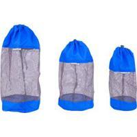 Mesh Bag Trio Curtlo - Acs 050
