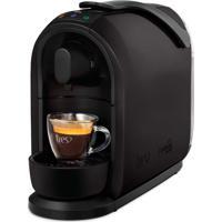 Máquina De Café Espresso E Multibebidas Automática Mimo Preta Três. - 220 V