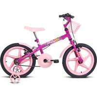 Bicicleta Verden Fofys - Aro 16 - Sem Marchas Pink