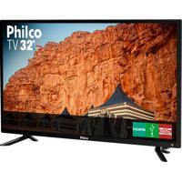 """Tv Led 32"""" Ptv32C30D Philco Bivolt"""