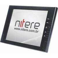 """Monitor Touchscreen Nitere Led 8"""" Vga Ism-0820S Preto"""