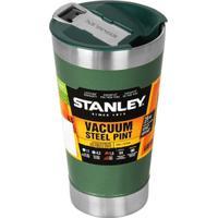 Copo Térmico Cerveja Stanley Inox Verde Com Abridor De Garrafas 473Ml - Unissex
