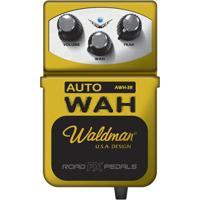 Pedal Waldman Awh3R Auto Wah Para Guitarras E Teclados
