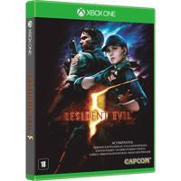 Jogo Resident Evil 5 - Xbox One - Unissex