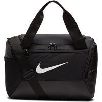 Bolsa Nike Brasilia Xs Duff 9.0 - 25 Litros - Unissex-Preto+Branco