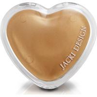 Espelho Jacki Design De Bolsa Coração Arf17277-Am Amarelo Unico
