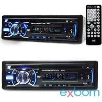 Multimedia Player Sistem Automotivo Para Carro Dvd/Cd/Sd/Usb Com Controle 50W