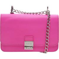 Crossbody Live Love Neon Pink   Schutz