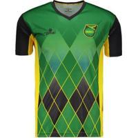 Camisa Romai Jamaica Treino 2016 Masculina - Masculino