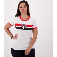 Camisa São Paulo Bright Feminina - Feminino