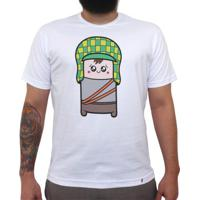 Cuti Chaves - Camiseta Clássica Masculina
