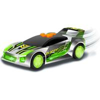 Carrinho Com Luzes E Sons - Hot Wheels - Road Rippers - Edge Glow - Verde - Dtc