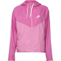 Jaqueta Corta Vento Nike Sportswear W Nsw Wr Jkt Rosa