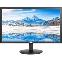 Monitor Led 21.5 Aoc E2280Swdn Preto Widescren