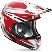 Capacete Para Motocross Thor Verge Flex - Unissex