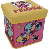 Porta Objeto Banquinho Minnie