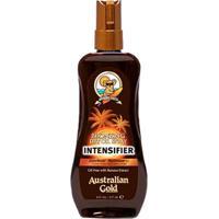 Óleo Bronzeador Solar Australian Gold Bronzing Intensifier Dry Oil