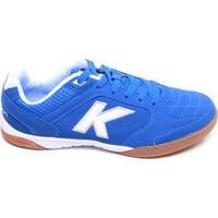 f85b3e69237 Chuteira Futsal Precision Kelme Azul