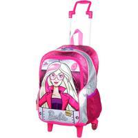 Mochilete Grande Barbie E As Agentes Secretas - Sestini