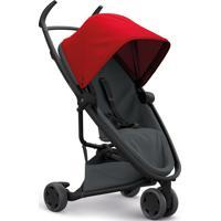 Carrinho De Bebê Zapp Flex Quinny Red On Graphite #3 Vermelho