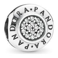Charm De Prata Brilho Pandora