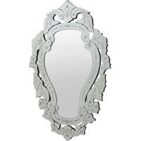 Espelho Veneziano Manequim Cor Prata 90 Cm (Alt) - 35319 - Sun House